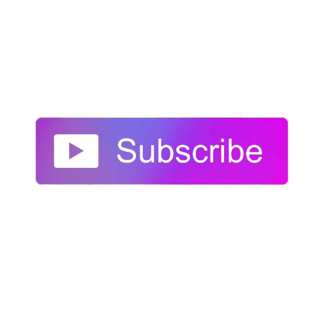 PNG Subscribe sticker for vloggers
