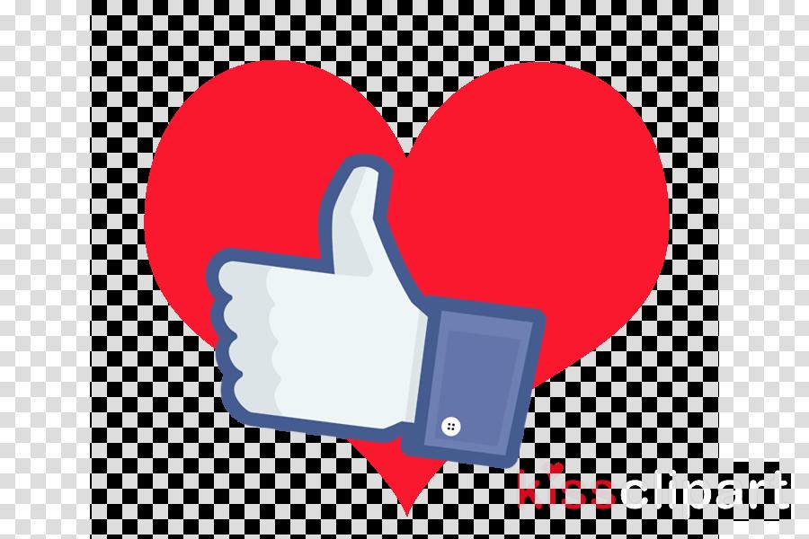 Logo Like Youtube clipart  Facebook Red Heart
