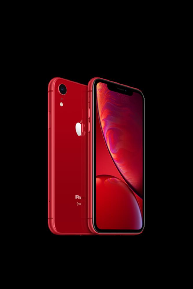 Apple iPhone XR 128GB PRODUCTRED 2020  Mobiltelefon