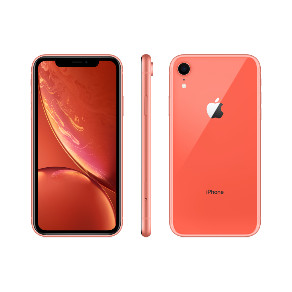 iPhone XR 64GB Coral  All Store