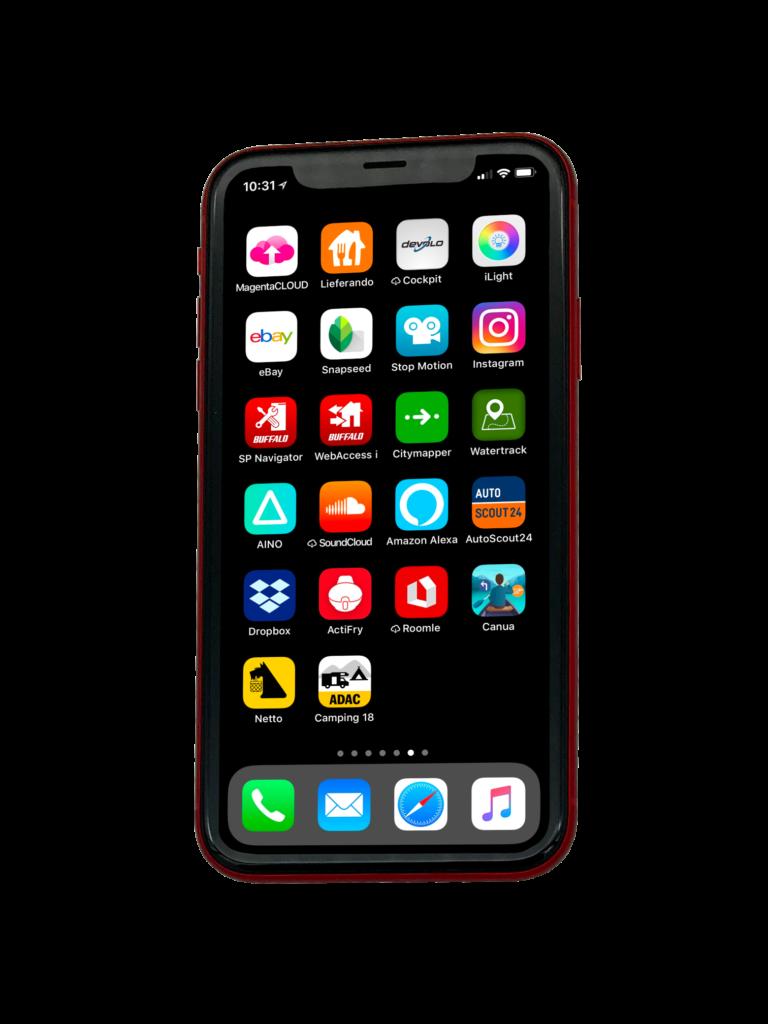 iPhone Xr 64GB Red MRY62ZDA