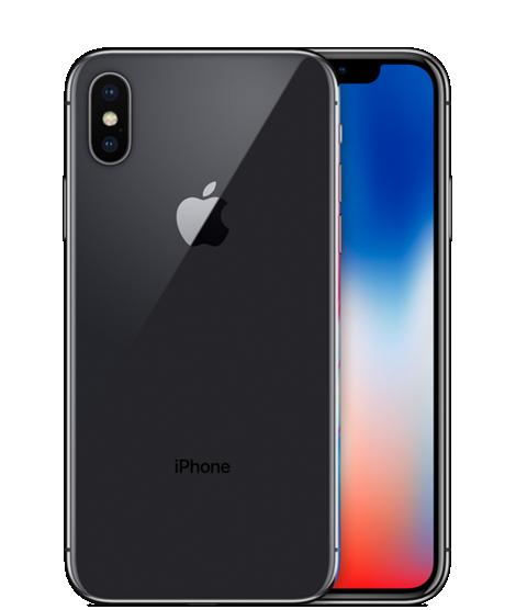 iPhone X 256GB Space Grey  DubbelGaafnl