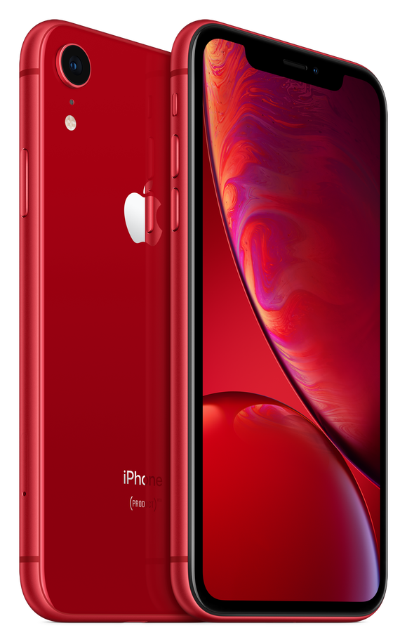 Apple offering RED iPhone XR charity promotion in fight